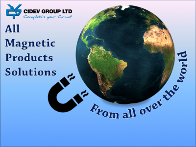 All Magnetic products solutions from all over the world