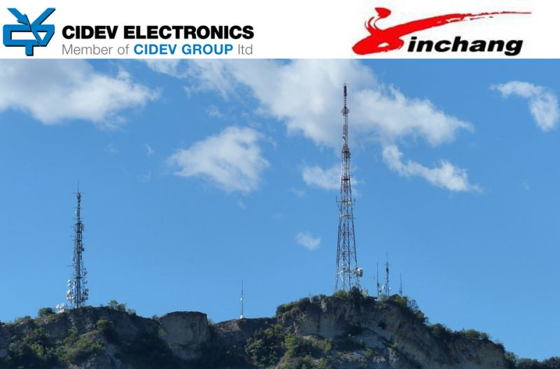 Cidev is proud to present  5 in 1 antennas from JC Antenna