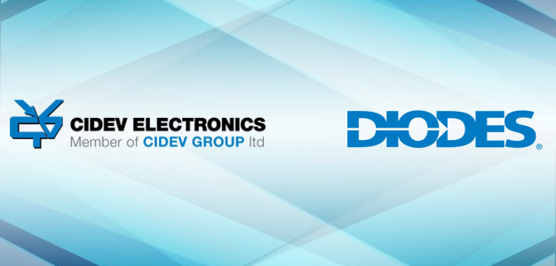 Cidev is proud to present Diodes's new products