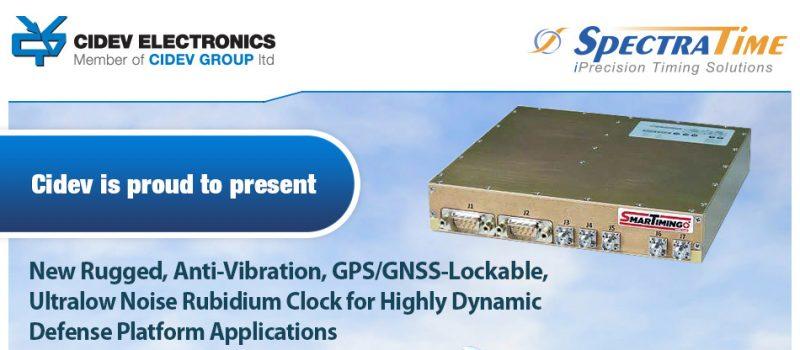 SpectraTime Highly Dynamic Defense Platform Applications